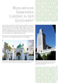 Moscheeausstellung_Tafel_12_Muslimische_Gemeinden_Europas_in_der_Gegenwart